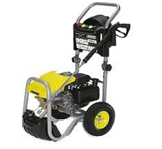 trans power washer